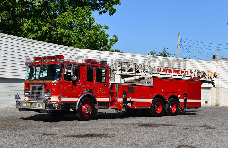 PALMYRA, NJ LADDER 8015
