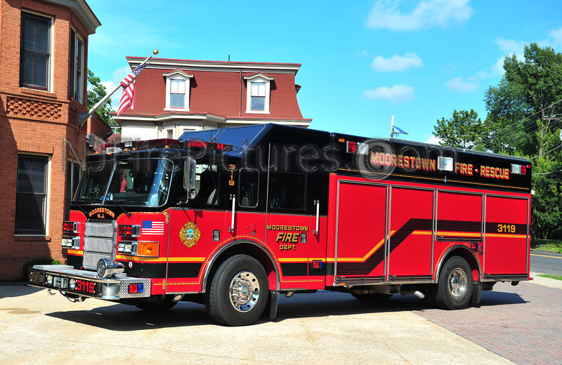MOORESTOWN, NJ RESCUE 3119