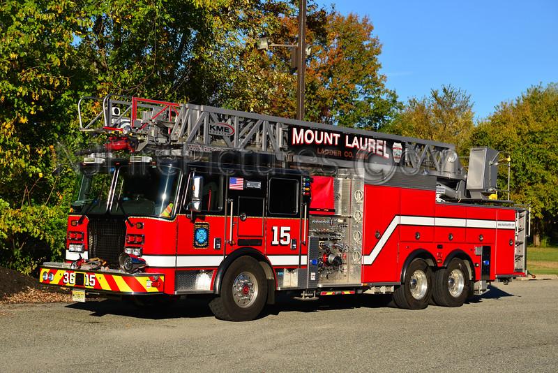 MOUNT LAUREL, NJ LADDER 3615