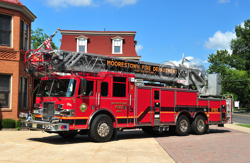 MOORESTOWN, NJ LADDER 3125
