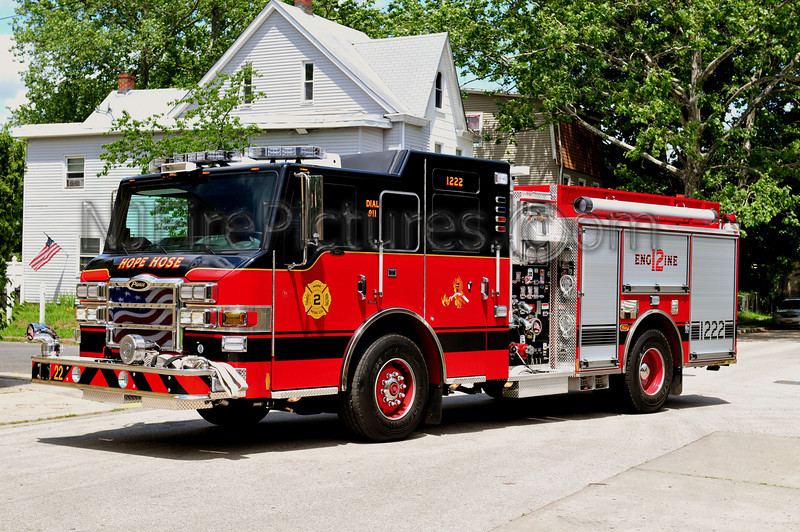 BEVERLY ENGINE 1222 - 2011 PIERCE IMPEL 1750/750