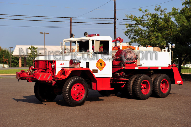 BURLINGTON TWP (RELIEF FIRE CO) BRUSH 3036