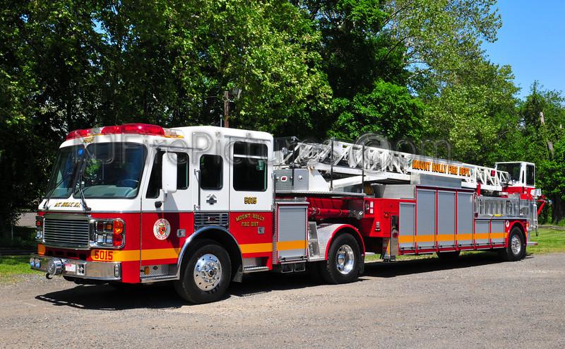 Mount Holly Ladder 5015 - 2000 American LaFrance Eagle/LTI 104' TDA