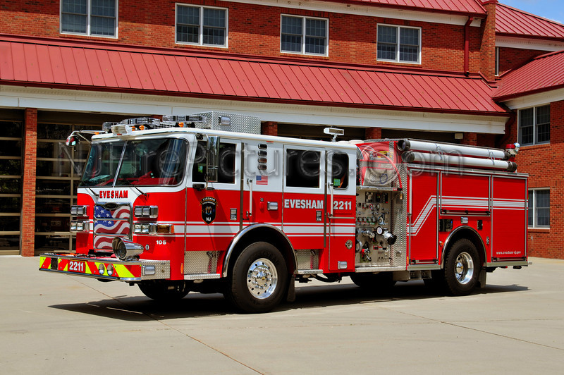 EVESHAM ENGINE 2211 - 2010 PIERCE ARROW XT 1500/750