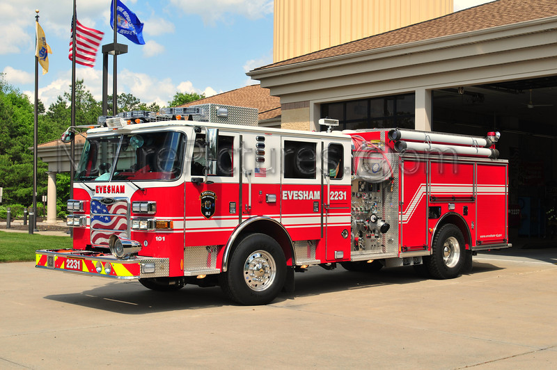 EVESHAM ENGINE 2231 - 2010 PIERCE ARROW XT 1500/750