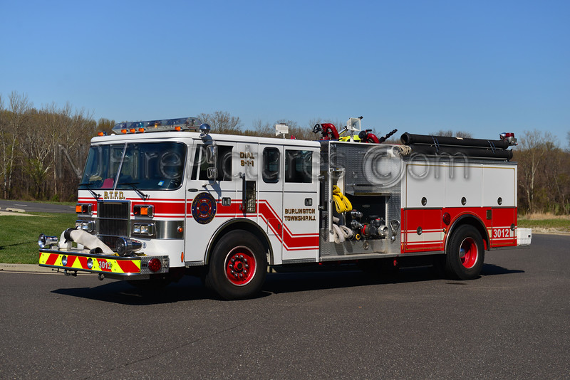 BURLINGTON TOWNSHIP, NJ ENGINE 3012