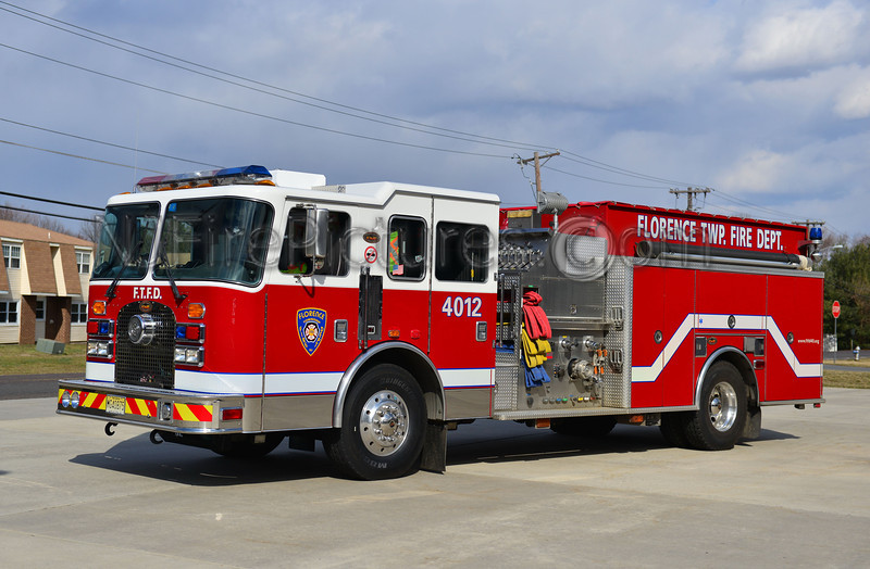 FLORENCE, NJ ENGINE 4012