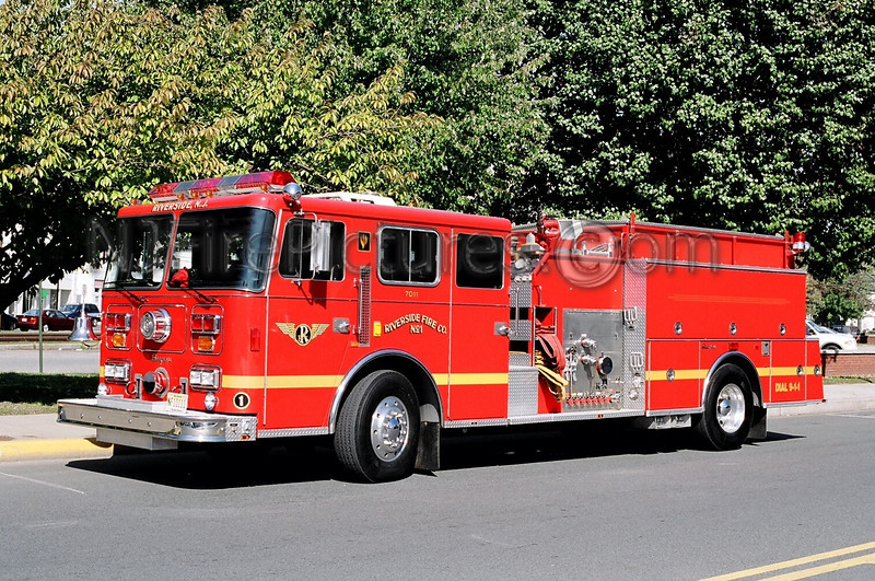 RIVERSIDE ENGINE 7011 - 1992 SEAGRAVE 1500/750