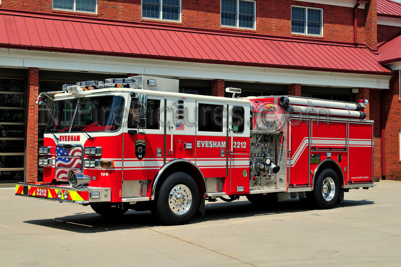 EVESHAM ENGINE 2212 - 2010 PIERCE ARROW XT 1500/750