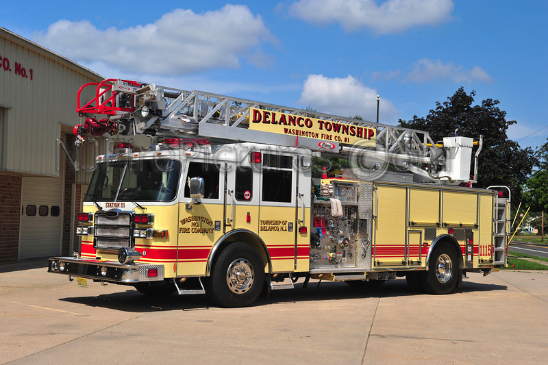 DELANCO, NJ LADDER 1115