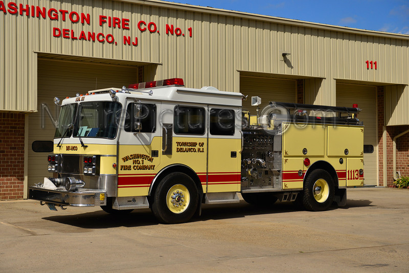 DELANCO ENGINE 1113