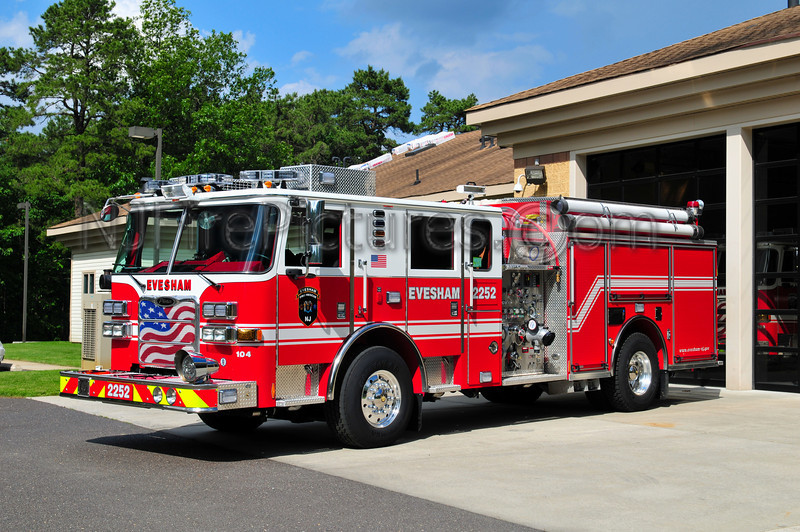 EVESHAM ENGINE 2252 - 2010 PIERCE ARROW XT 1500/750