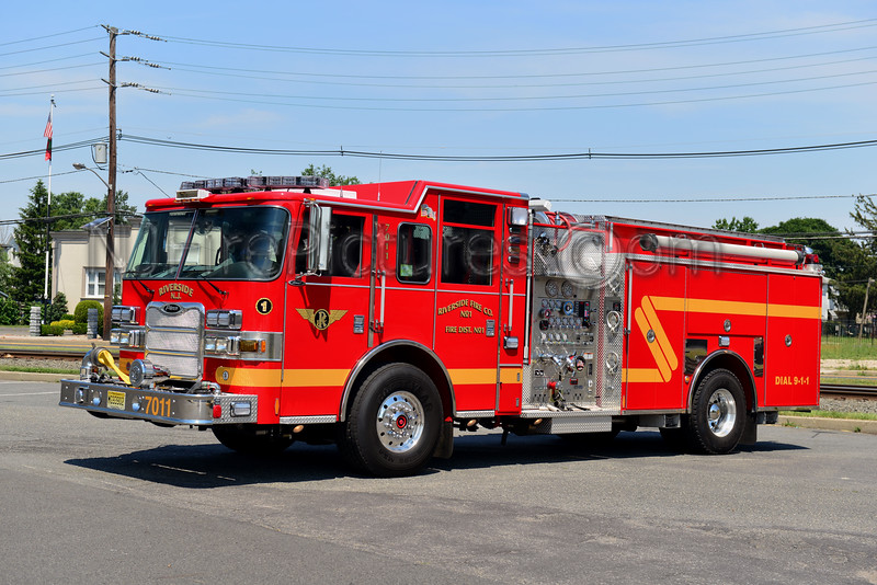RIVERSIDE, NJ ENGINE 7011