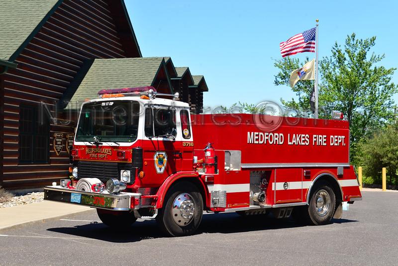 MEDFORD LAKES, NJ TANKER 3716