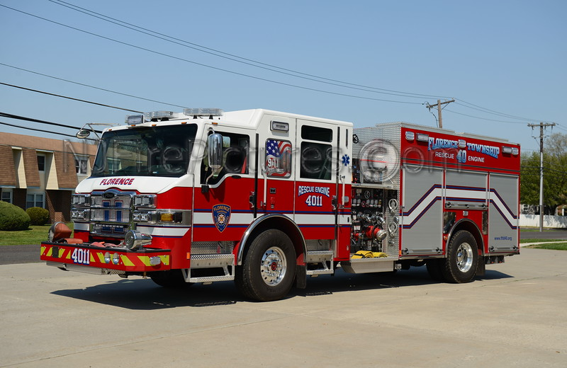 FLORENCE TOWNSHIP, NJ ENGINE 4011