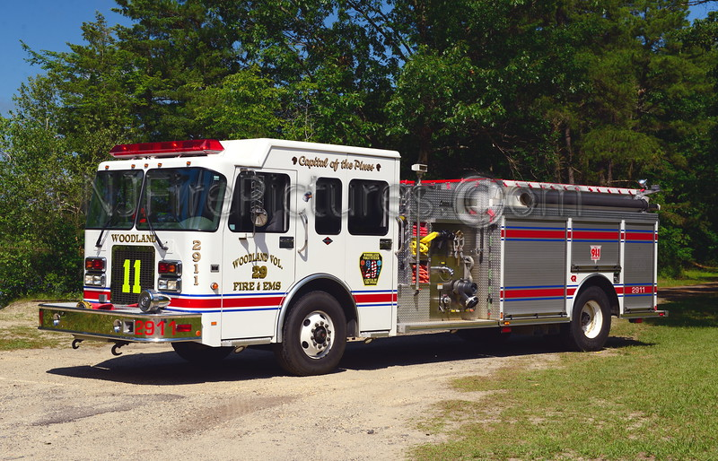 CHATSWORTH, NJ (WOODLAND) ENGINE 2911