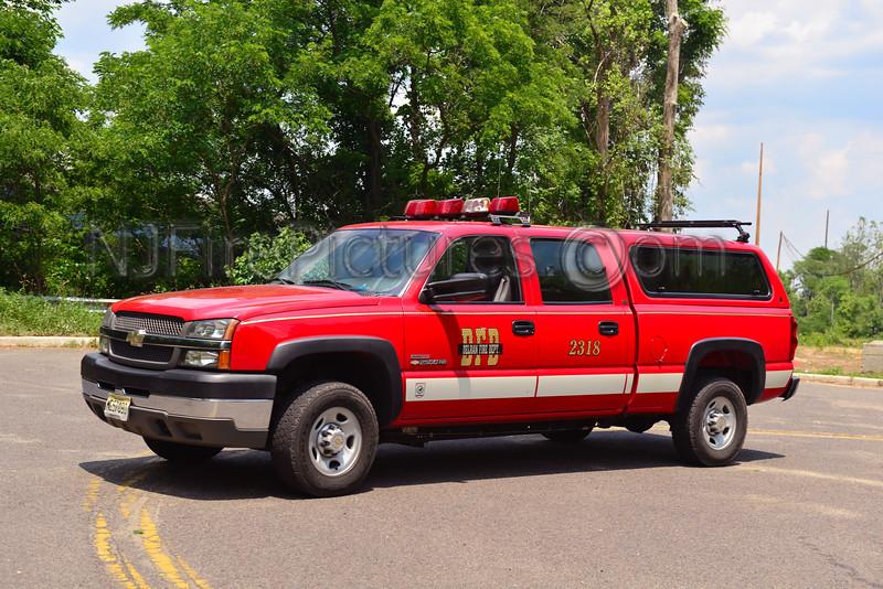 DELRAN, NJ FIRE POLICE 2318