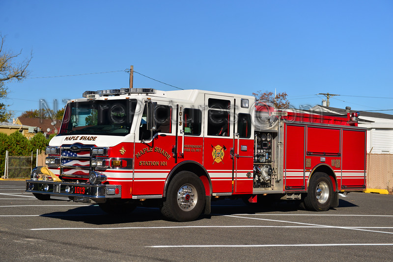 MAPLE SHADE, NJ ENGINE 1013