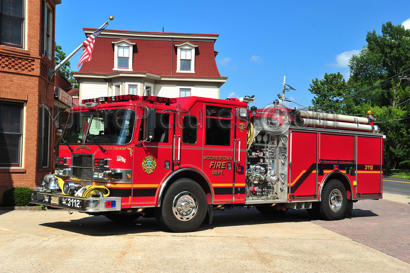 MOORESTOWN, NJ ENGINE 3112