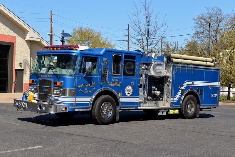 BURLINGTON TOWNSHIP, NJ ENGINE 3023