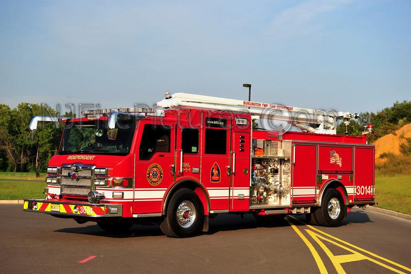 BURLINGTON TWP (INDEPENDENT FIRE CO.) SQURT 3014