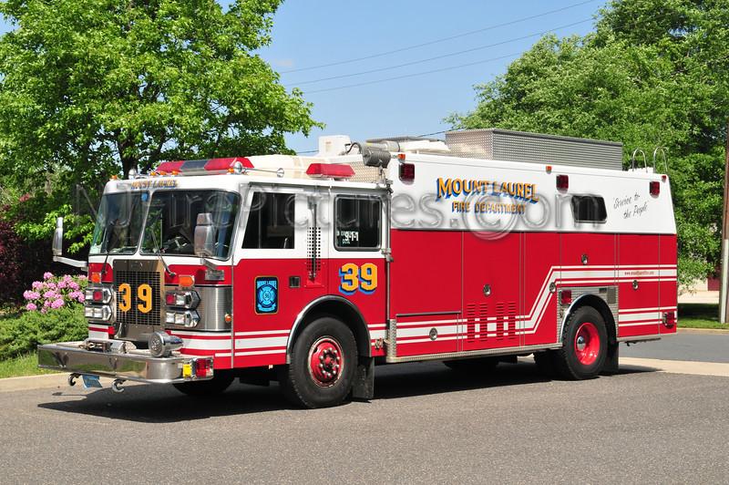 Mount Laurel Rescue 39 - 1988 Duplex/Marion
