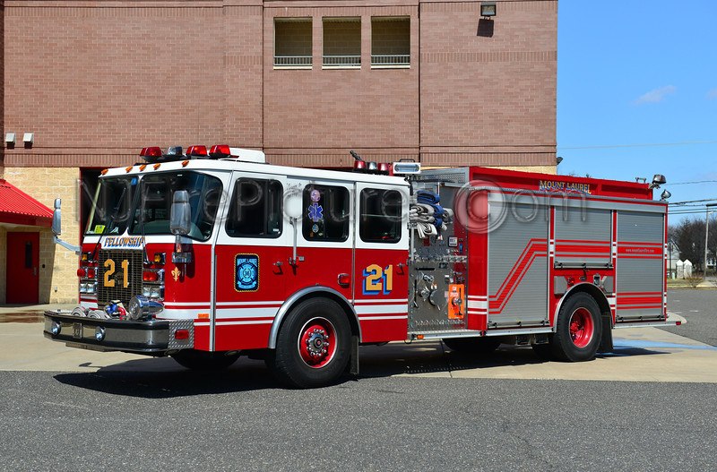 MOUNT LAUREL, NJ ENGINE 36-21
