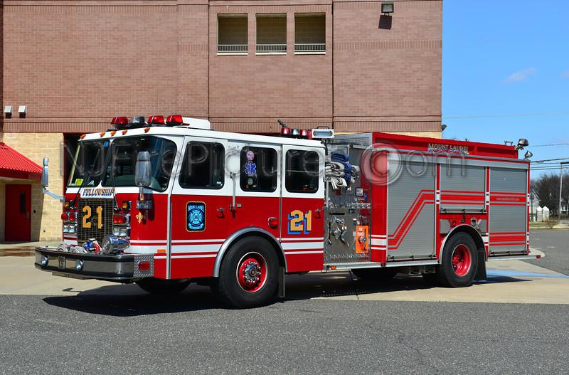 MOUNT LAUREL, NJ ENGINE 36-21