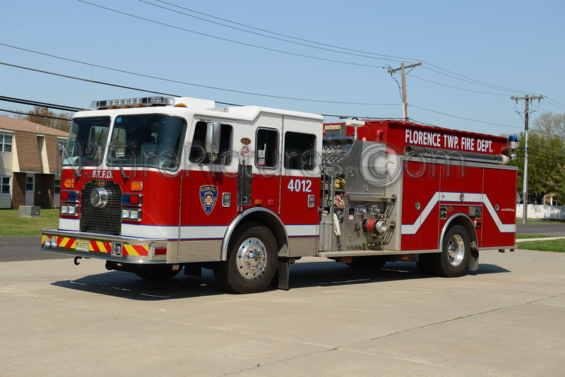 FLORENCE TOWNSHIP, NJ ENGINE 4012