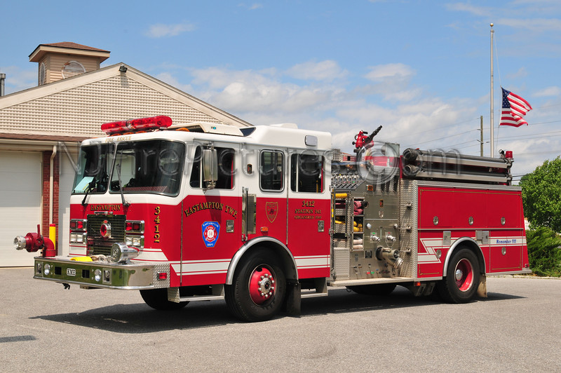 Eastampton Engine 3412 - 1996 KME 1250/750