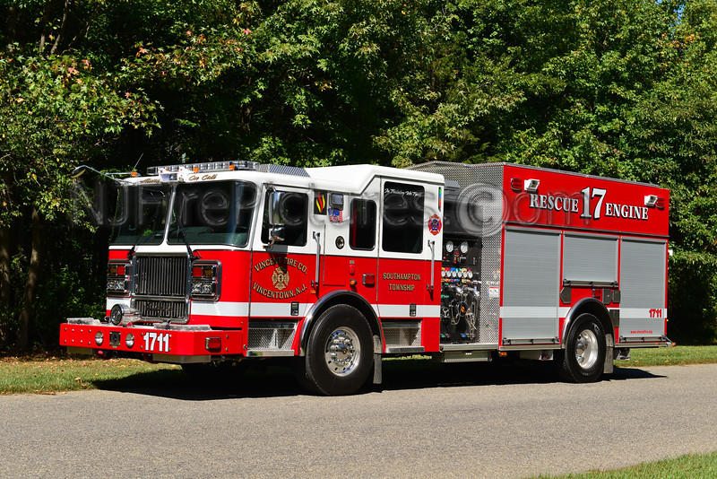 VINCENTOWN, NJ ENGINE 1711