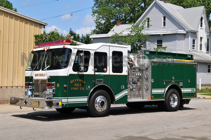 BEVERLY ENGINE 1211 - 1995 SIMON DUPLEX/MARION 1500/500