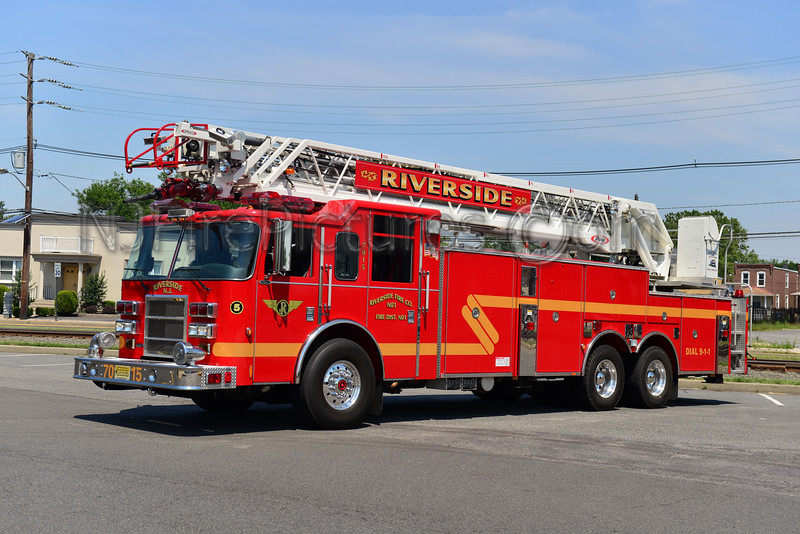 RIVERSIDE, NJ LADDER 7015