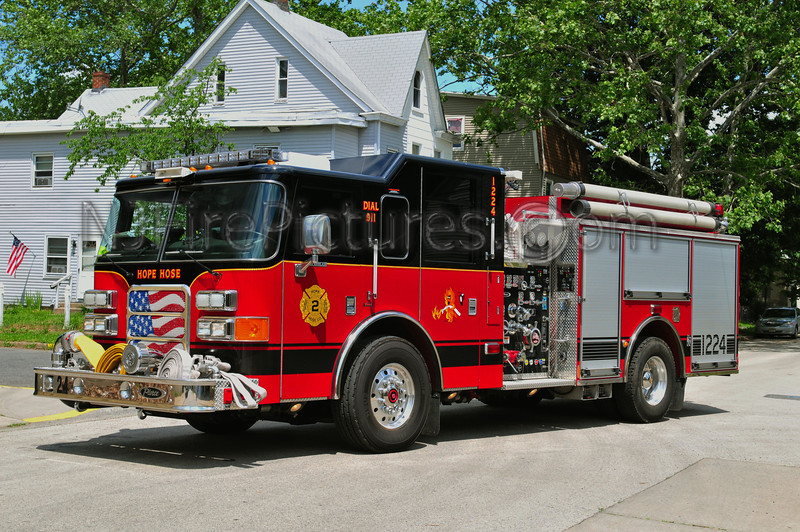 BEVERLY ENGINE 1224 - 2004 PIERCE ENFORCER 1250/750