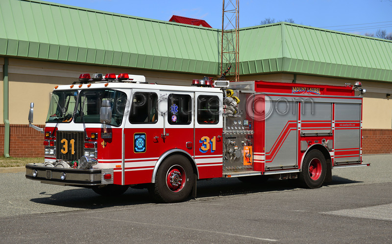 MOUNT LAUREL, NJ ENGINE 31