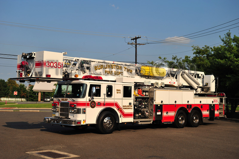 BURLINGTON TWP (RELIEF FIRE CO.) TOWER 3035