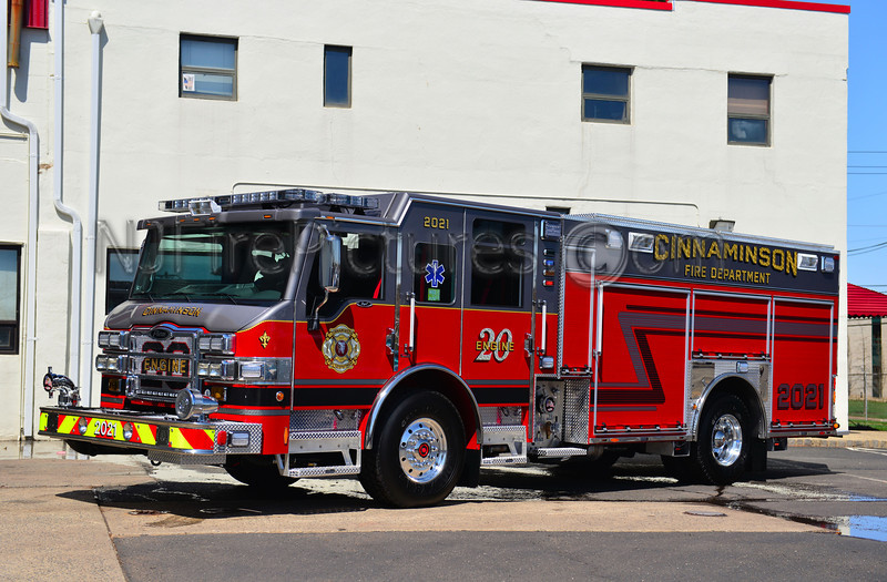 CINNAMINSON NJ ENGINE 2021