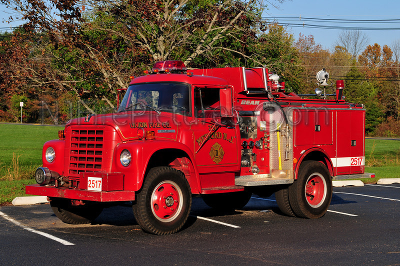 MEDFORD TWP ENGINE 2517 - 1979 INTERNATIONAL/FMC/BEAN 60/400 HPF