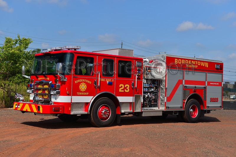 BORDENTOWN, NJ ENGINE 3223