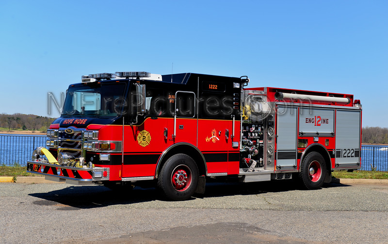 BEVERLY, NJ ENGINE 1222