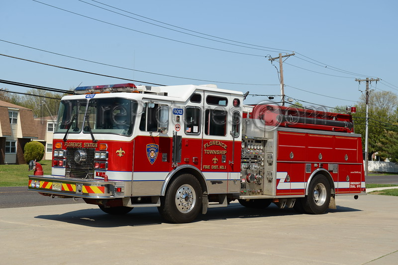 FLORENCE TOWNSHIP, NJ ENGINE 4013