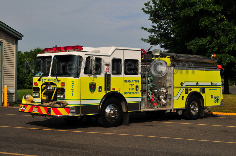 WESTAMPTON ENGINE 2721 - 2000 KME 1500/1000/30