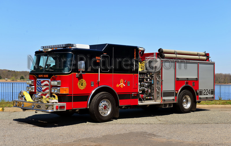 BEVERLY, NJ ENGINE 1224