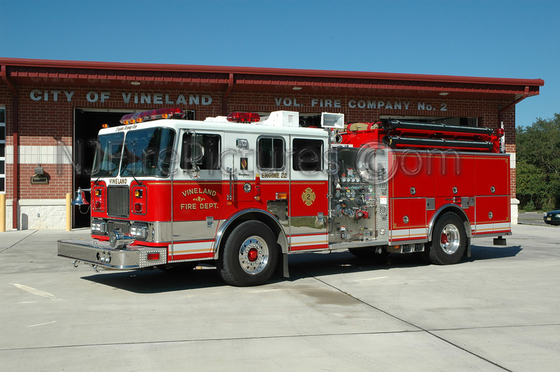 VINELAND, NJ ENGINE 22