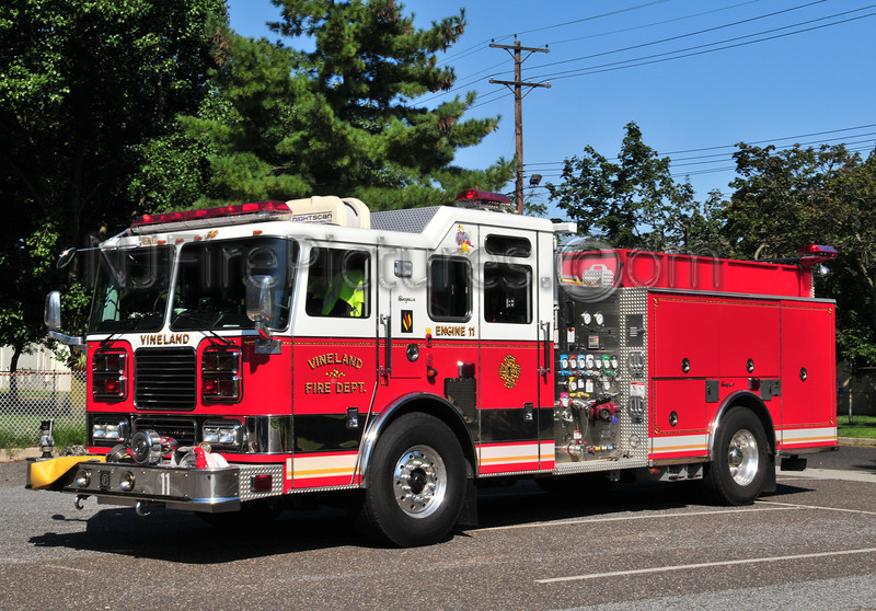 VINELAND, NJ ENGINE 11