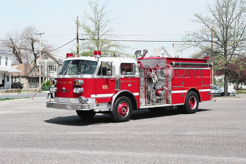 MLLVILLE, NJ ENGINE 36