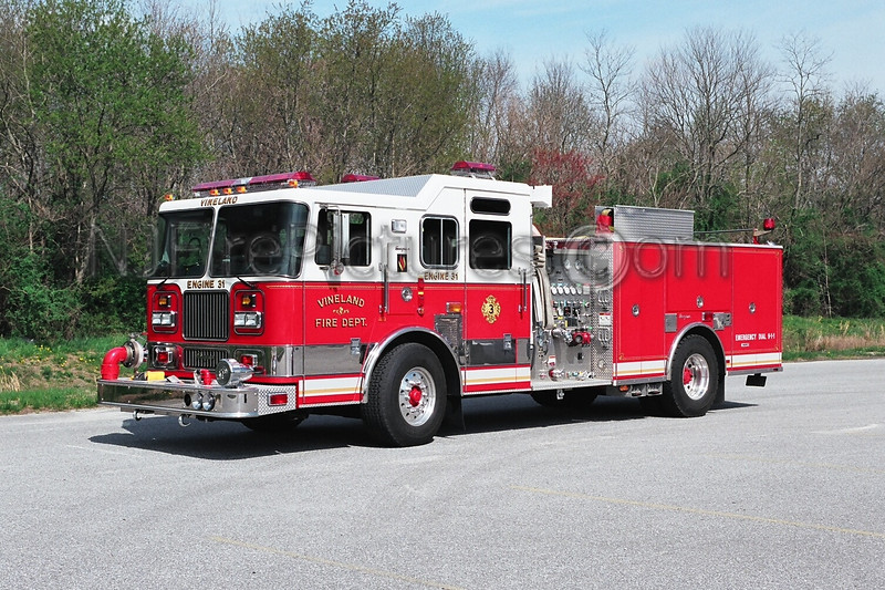VINELAND, NJ ENGINE 31