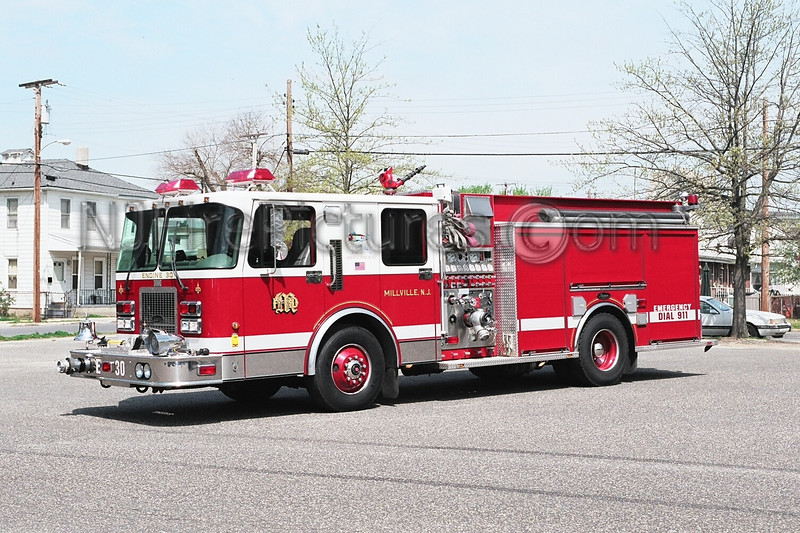 MILLVILLE, NJ ENGINE 30