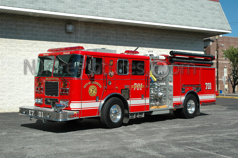 BRIDGETON, NJ ENGINE 701