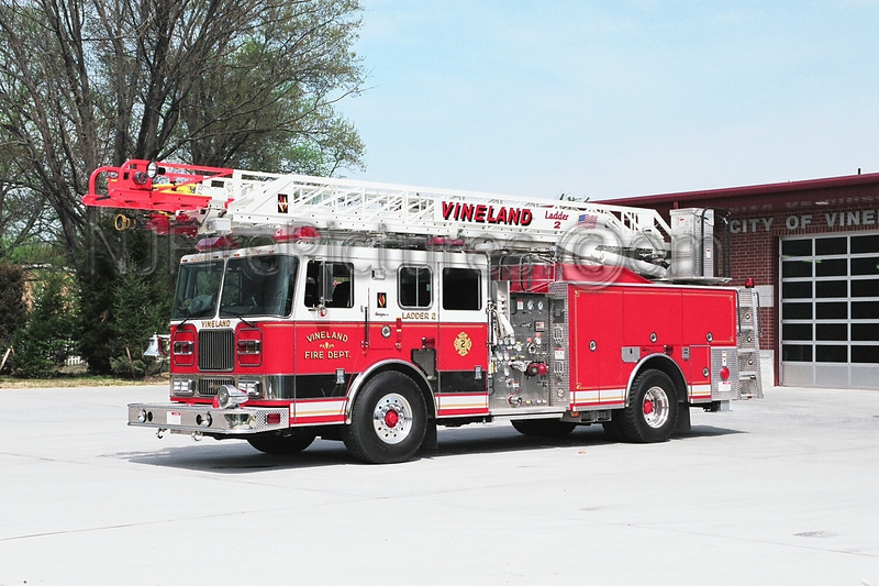 VINELAND, NJ LADDER 2